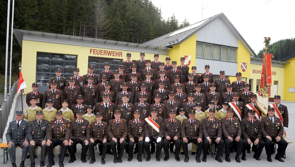 Florianifeier der Feuerwehr St.Andrä
