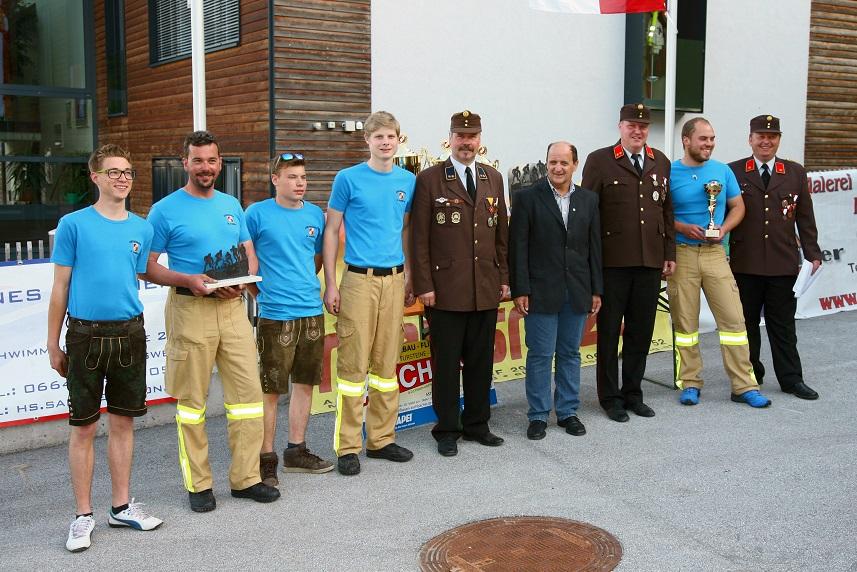 Feuerwehr Kuppelcup 21. Mai 2016 St. Andrä 2