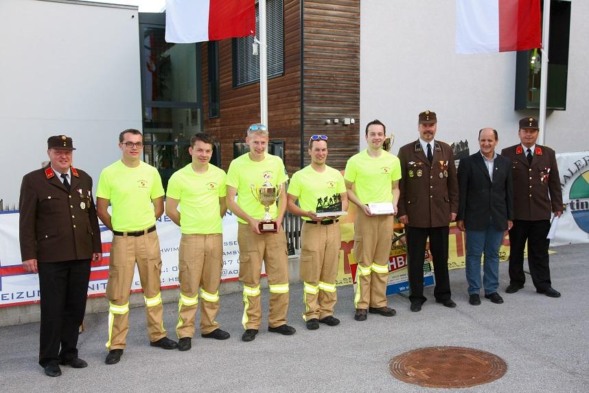 Feuerwehr Kuppelcup 21. Mai 2016 St. Andrä