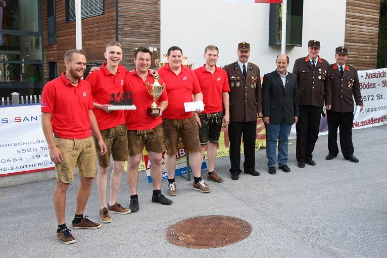 Feuerwehr Kuppelcup 21. Mai 2016 Viehhausen