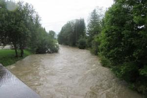Hochwasser 6. August 2017, Taurachbach IMG_0904