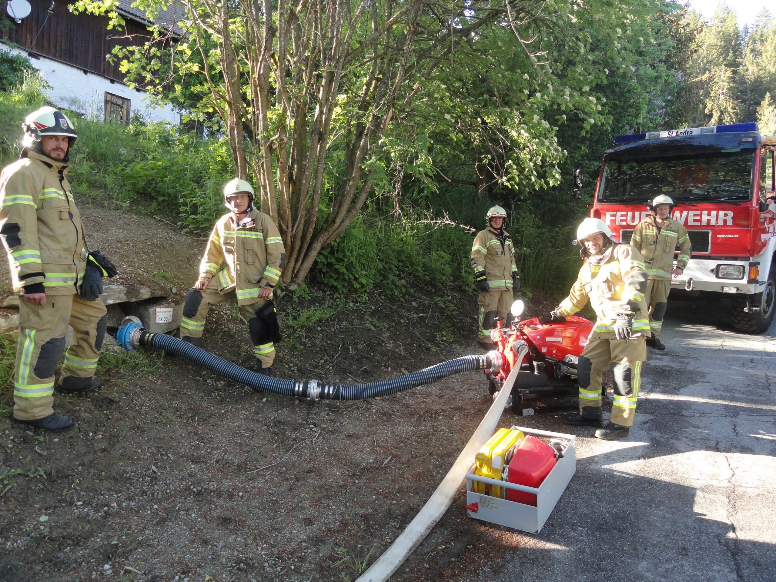 Freiwillige Feuerwehr St. Andrä im Lungau